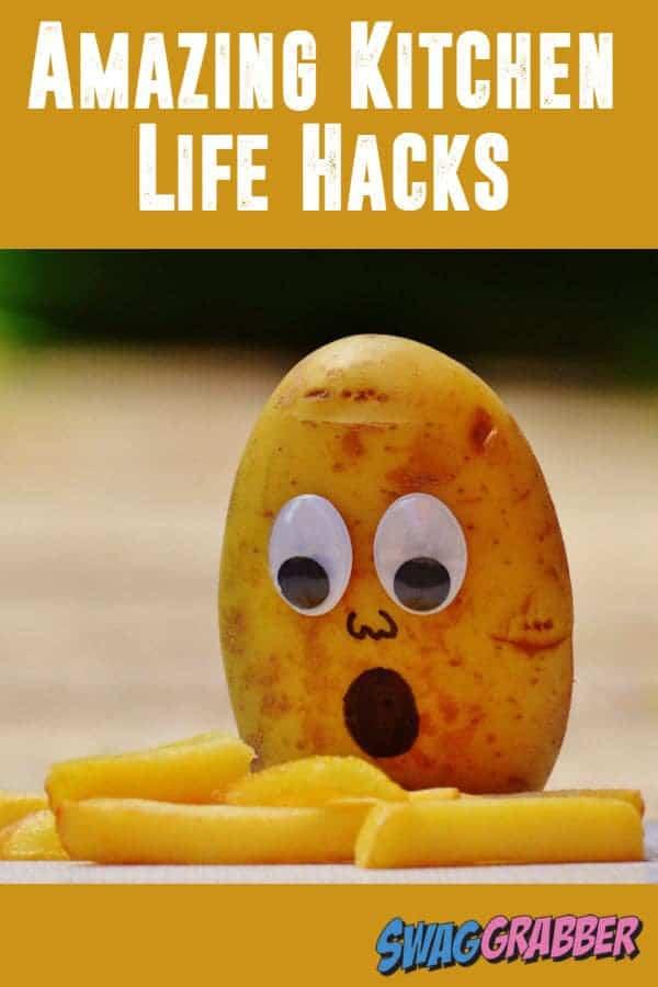 Amazing Kitchen Life Hacks