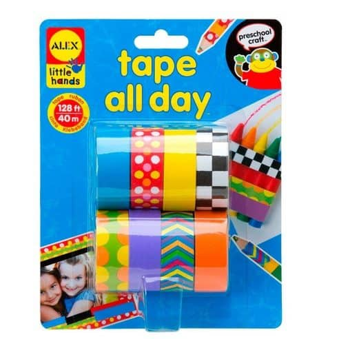 ALEX Toys Little Hands Tape All Day Only $3.61