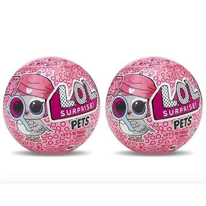 L.O.L. Surprise! Pets Series 4 (2-Pack) Dolls $19.99