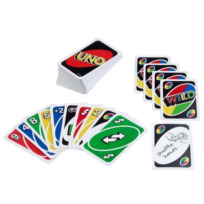 Mattel Games UNO Card Game Only $3.49