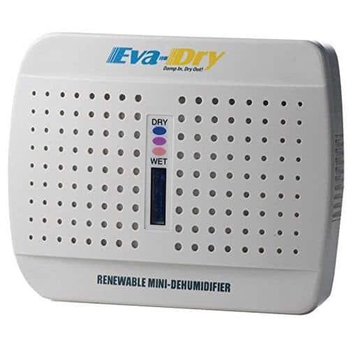 Eva-Dry New and Improved E-333 Renewable Mini Dehumidifier Only $14.97