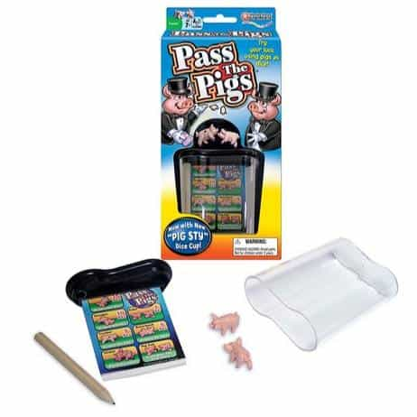 Winning Moves Games Pass the Pigs Only $8