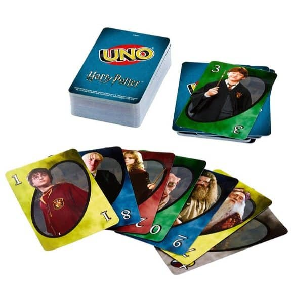 Mattel Games Uno Harry Potter Card Game Only $5.74