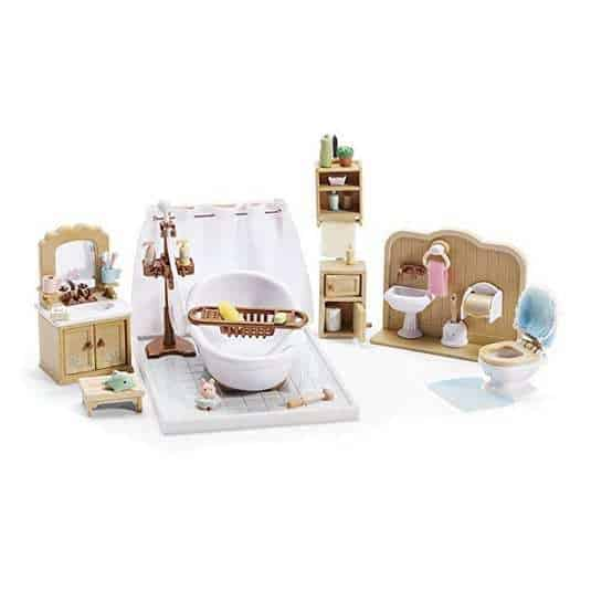Calico Critters Deluxe Bathroom Set Only $10.77 (Was $27.99)