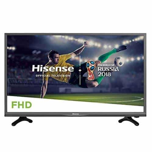 Hisense 40-Inch 1080p LED TV $169.99 **Today Only**