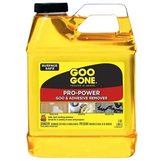 Goo Gone Pro-Power Adhesive Remover 32oz. Jug Only $6.97