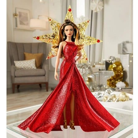 Barbie Holiday Doll Only $13.99 (Was $39.95)