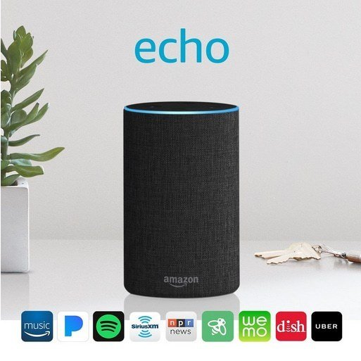 Echo Smart speaker with Alexa $69.99