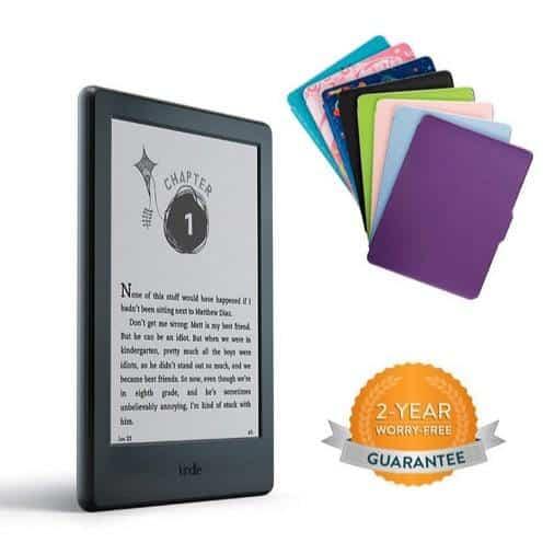 Kindle E-reader for Kids Bundle $69.99 (Was $124.98)