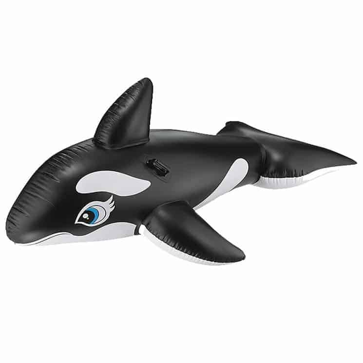 Intex Whale Ride-On Only $5.61 (Was $12.99) #PrimeDay