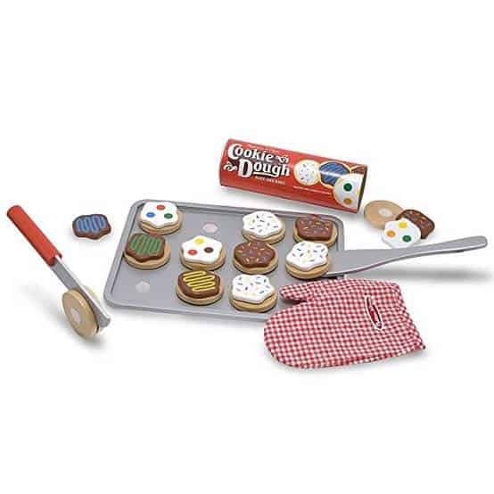 Melissa & Doug Slice and Bake Wooden Cookie Play Food Set Only $11.19 #PrimeDay
