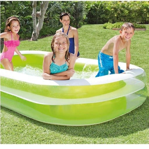 Intex Swim Center Family Inflatable Pool Only $13.97 (Was $29.99) #PrimeDay