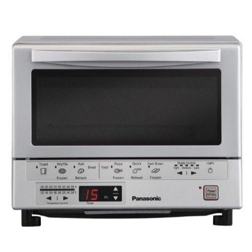 Panasonic Flash Xpress Toaster Oven $80.99 (Was $139.95) #PrimeDay