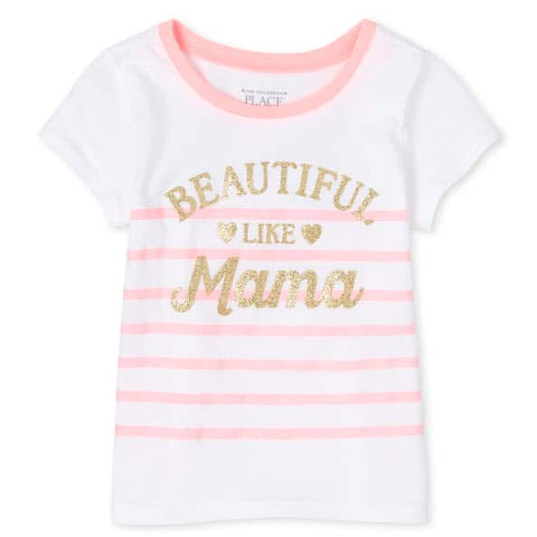 The Childrens Place: Cute Matching Family Tees from .99