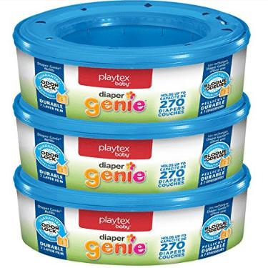 6 Pack of Playtex Diaper Genie Refills Only $16.99 - $2.83 Each #PrimeDay