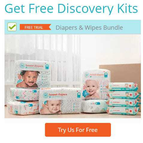 FREE Trial of Honest & Co. Diapers & Wipes