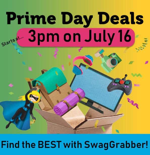 Amazon Prime Day Started Early - BIG Sales Start at 3PM TODAY