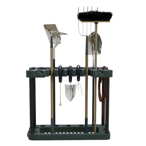 Walmart: Stalwart Rolling Garden Tool Storage Rack Tower - Fits 40 Tools Only $23.78