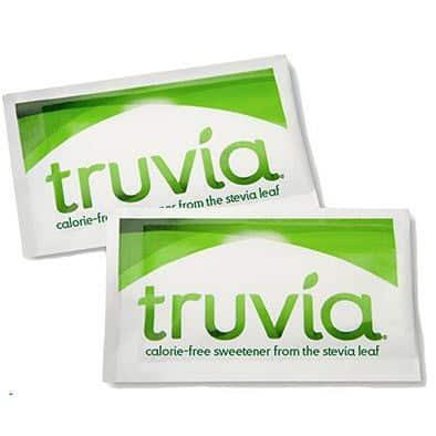 Free Sample of Truvía Natural Sweetener