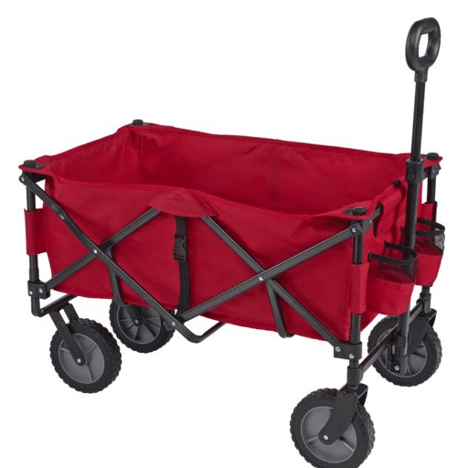 Academy: Outdoors Folding Sport Wagon with Removable Bed Only $39.99