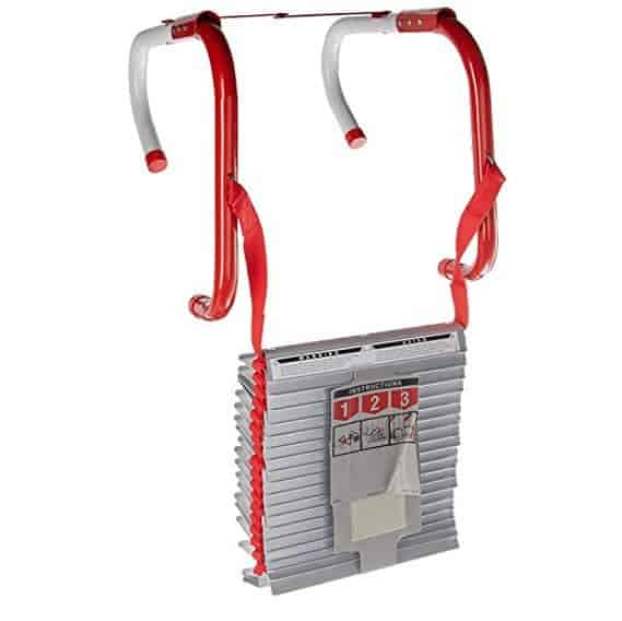 Kidde 3-Story Fire Escape Ladder, 25-Foot Only $30.24 (Was $79.95)