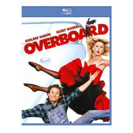 Overboard Blu-ray Only $4.00 (Was $5.00)