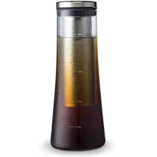 Gourmia Cold Brew Coffee Maker Gourmet Iced Coffee Maker Only $15.19 **Today Only**