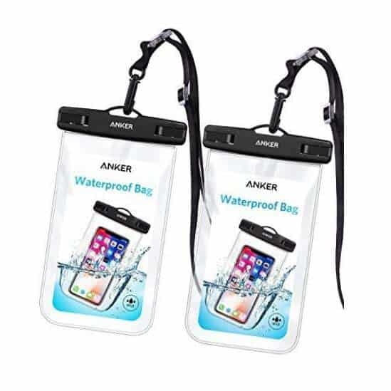 Anker Universal Waterproof Case—2 Pack Only $6.99 (Was $16.99)