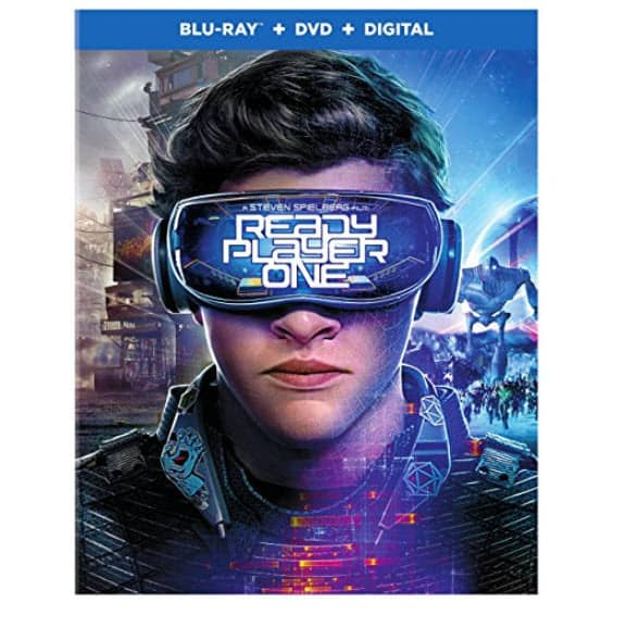 Ready Player One on Blu-ray Only $14.99 (Was $24.75)