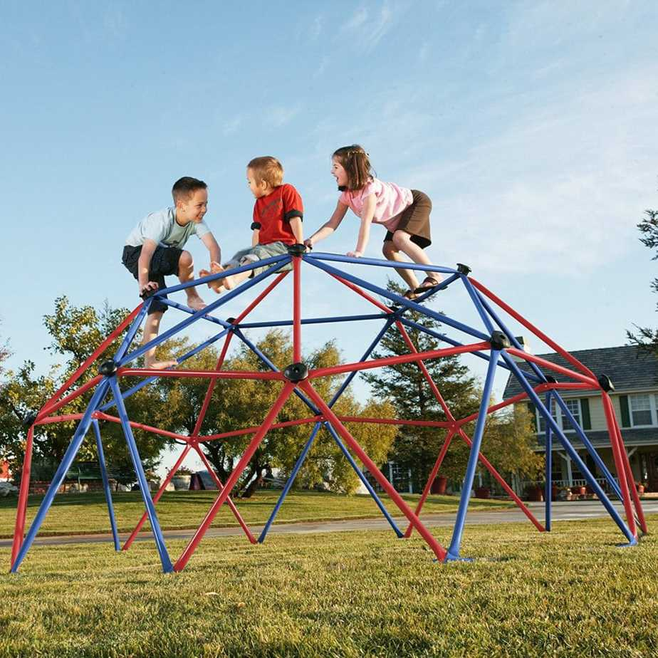 Lifetime Geometric Dome Climber Play Center Only $137.39 (Was $179)