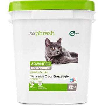 Free So Phresh Advanced Odor Control Cat Litter at Petco ($11 Value) **HOT**