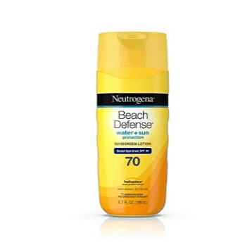 Neutrogena Beach Defense Water Resistant Sunscreen Only $3.39 (Was $10)
