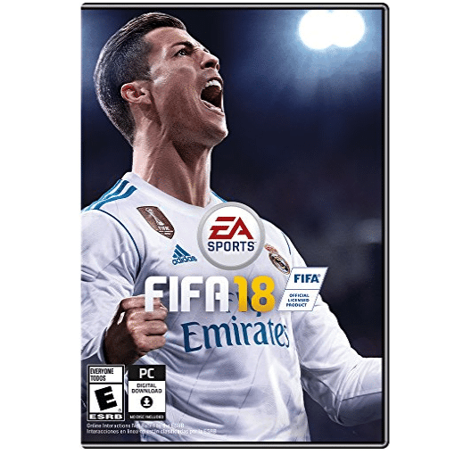 FIFA 18 Instant Access PC Version Only $14.99 (Was $59.99)