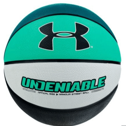 Under Armour Undeniable Outdoor Basketball $9.74 Shipped (Was $19.99)