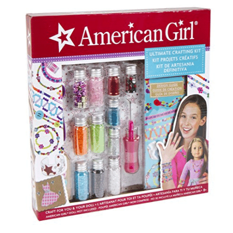 American Girl Ultimate Crafting Kit - 1000+Piece Only $13.59 (Was $21.99)
