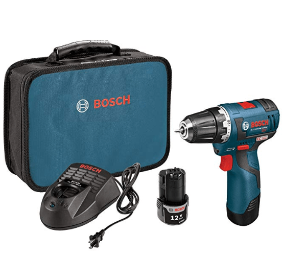 Bosch 12-Volt Max Brushless 3/8-Inch Drill/Driver Kit $98
