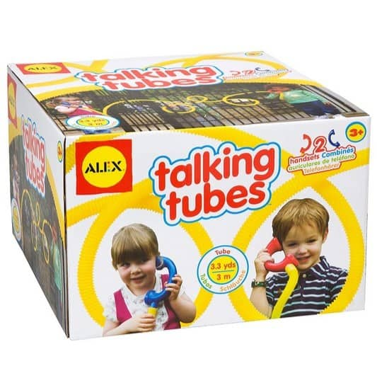 ALEX Toys Talking Tubes Only $10.15 (Was $27.50)
