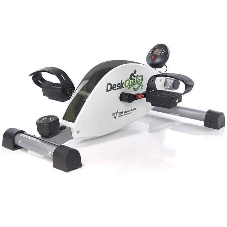 DeskCycle 2 Under Desk Exercise Bike and Pedal Exerciser $150