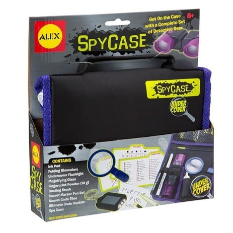 ALEX Toys Undercover Spy Case Detective Gear Set Only $12.79 (Was $33)
