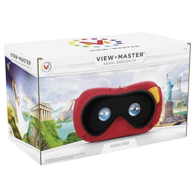View Master Virtual Reality Starter Pack Only $7.99 (Was $29.99)