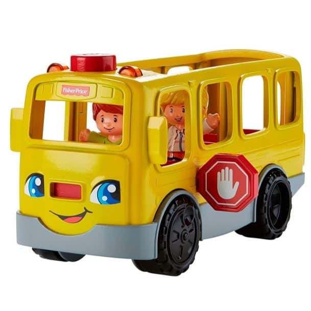 Fisher-Price Little People Sit with Me School Bus Vehicle Only $9.84 (Was $25.74)