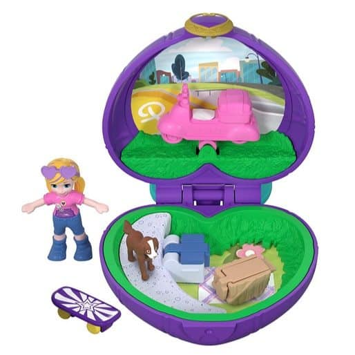 Polly Pocket Picnic Compact Only $4.99