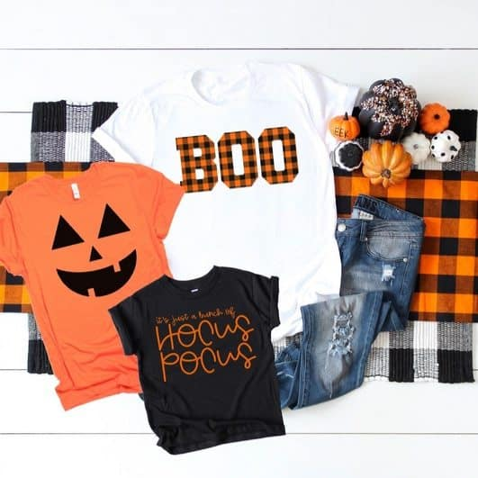 Halloween Tees Only $13.99 **Youth & Adult**