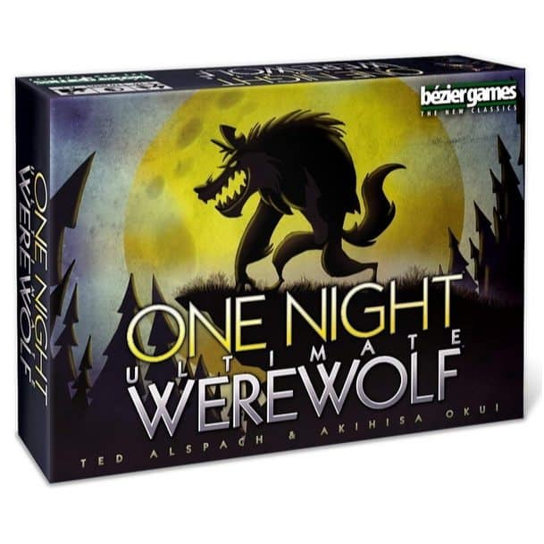 One Night Ultimate Werewolf Only $11.09 (Was $24.99)