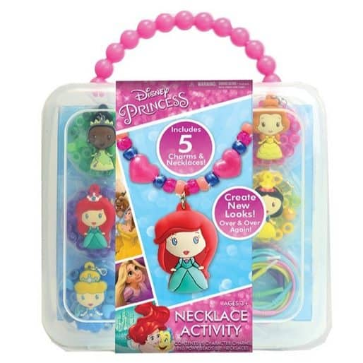 Disney Princess Necklace Activity Set Only $7.39