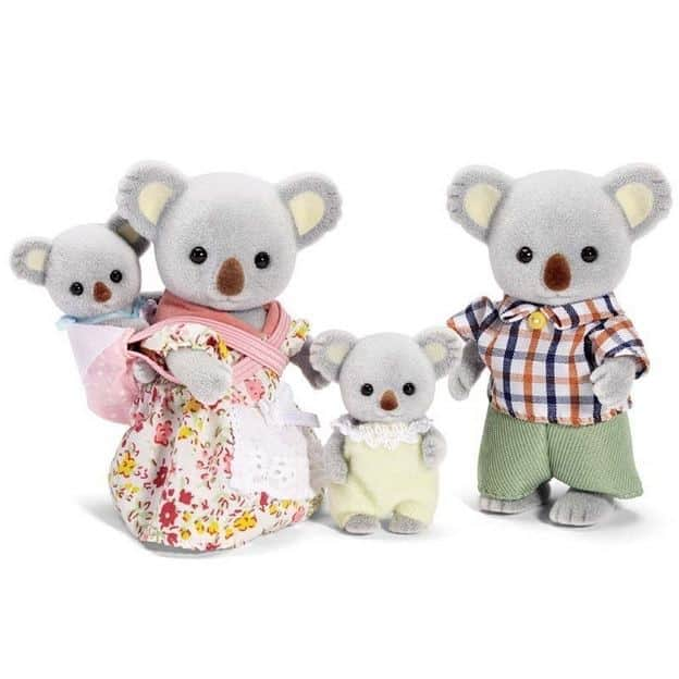 Calico Critters Outback Koala Family Only $10.39 (Was $24.99)
