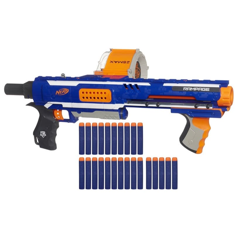 Up to 67% Off Nerf Toys **Today Only**