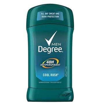 Degree Men Antiperspirant 6-Pack Only $7 ** $1.17 Each**