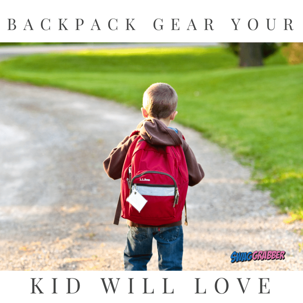 Fun Backpack Gear Your Kid Will Love