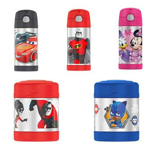 Discounts on Thermos Funtainers = 12 Ounce Bottle, Cars Only $11.36 (Was $18) **Today Only**